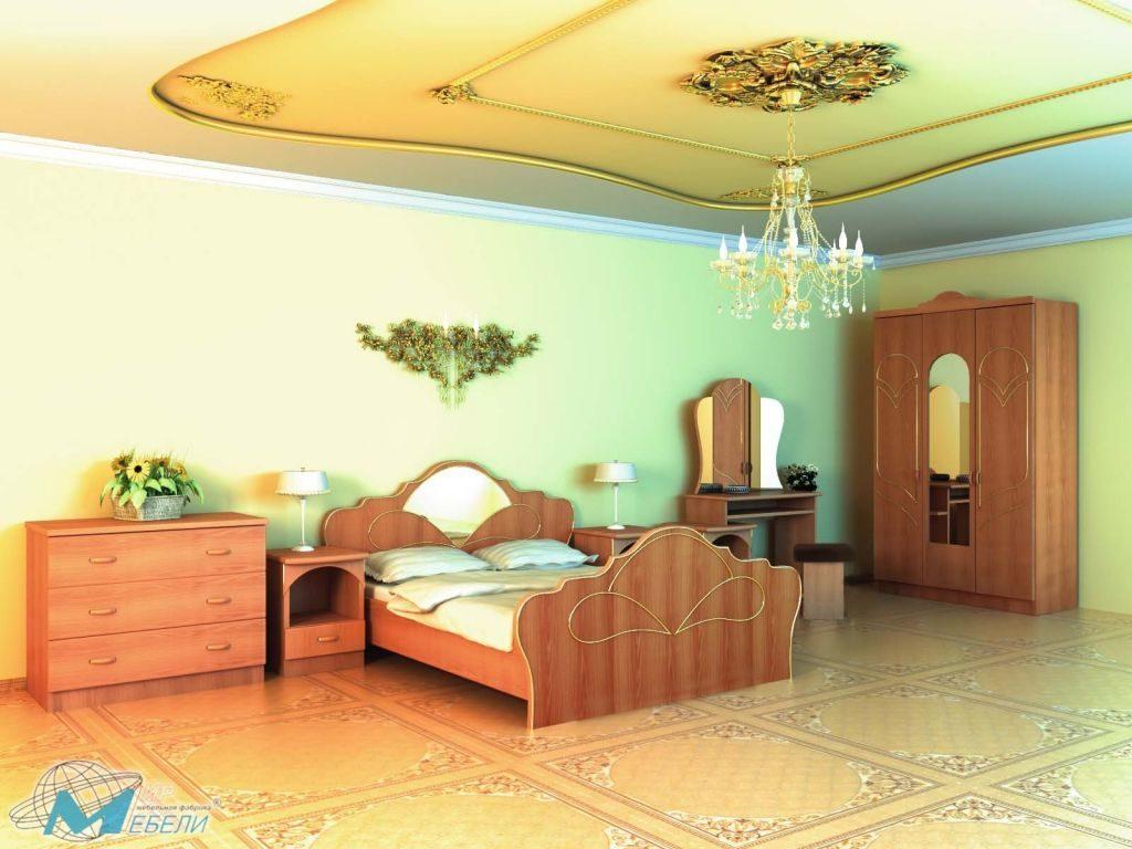 Спальня «23»