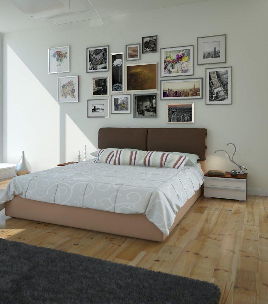 Кровать «МЕРИДА»