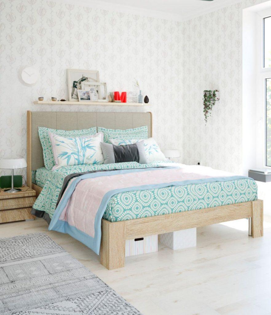 Кровать «ВИАНДЕН»