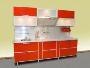 Кухня «Нубия»