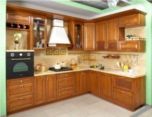 Кухня «Рустик»
