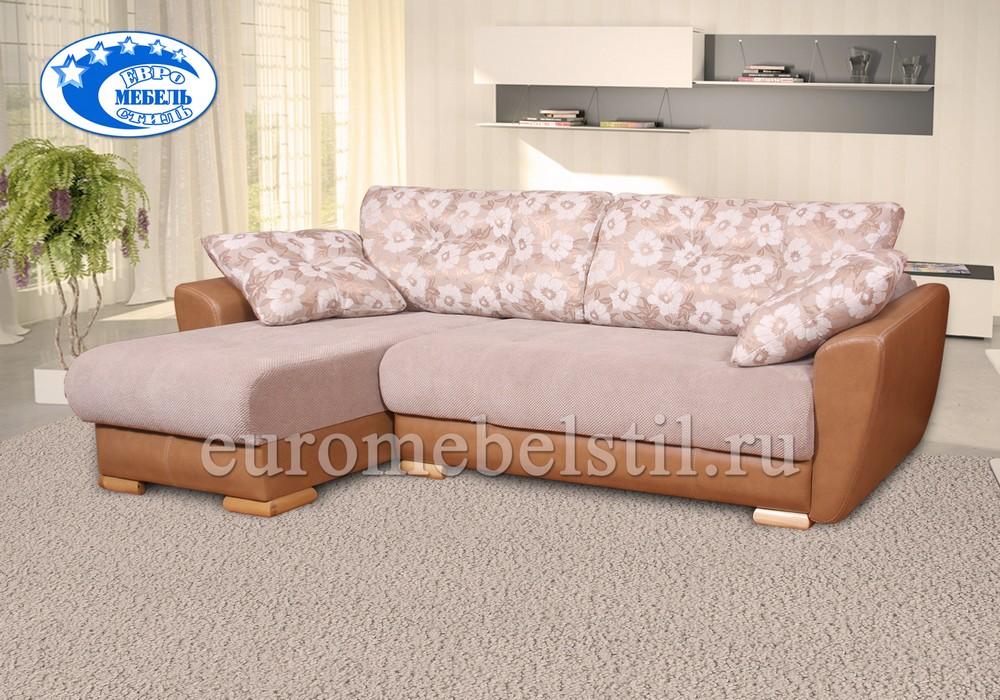 Диван «Угловой диван Стефани»